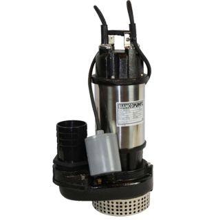 Bianco Black Series Drainage Pump Bia B75a Spsw